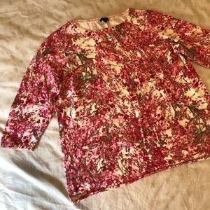 Talbots Sweater size 1x